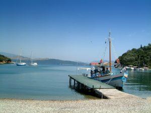 Corfu-by-Boat